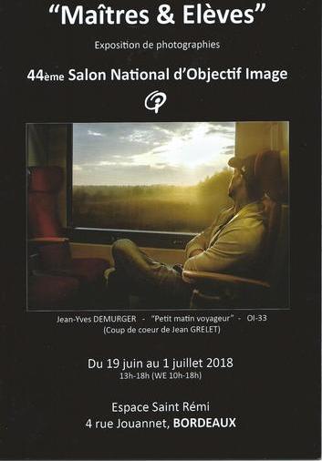 affiche SNI Bordeaux
