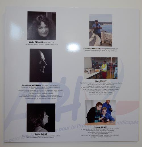 expo AAPH présentation photographes