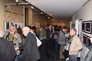 au vernissage SNA