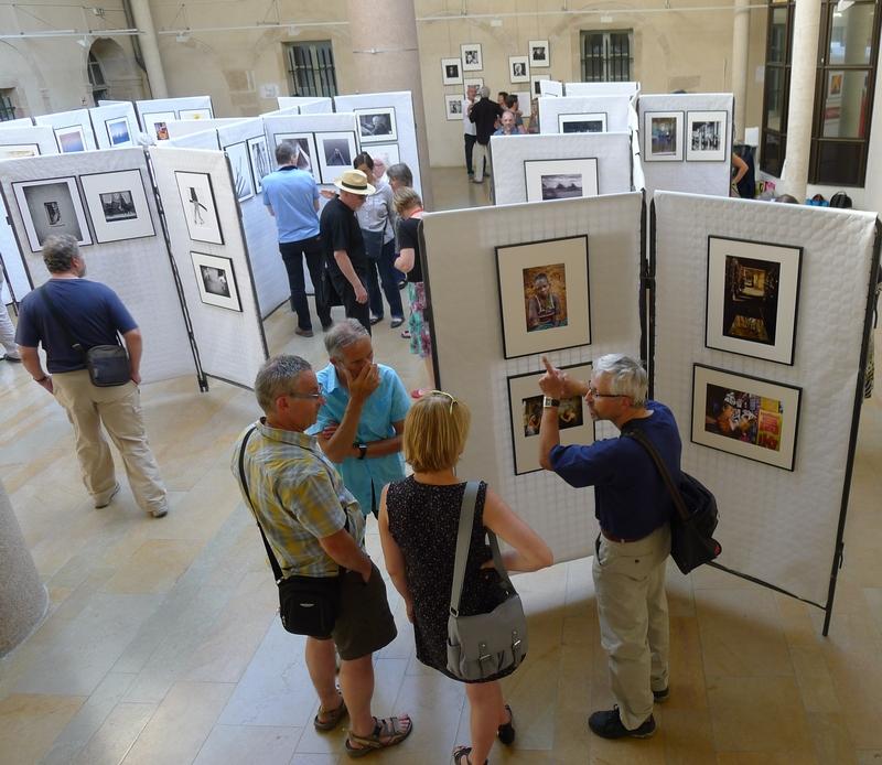 visite de l`expo Dijon